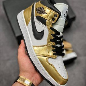 Air Jordan AJ1 Golden Horn King